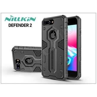 Apple Iphone 8 Plus fekete ütésálló védőtok