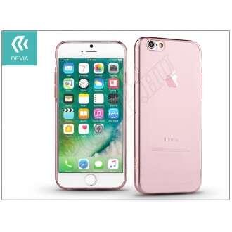 Apple Iphone 8 rosegold szilikon hátlap