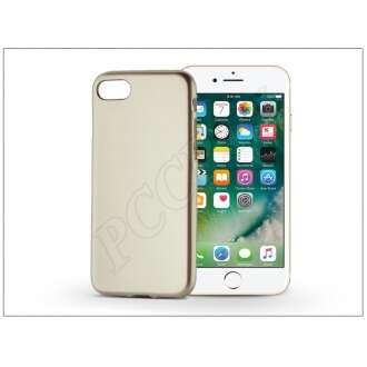 Apple Iphone 8 arany szilikon hátlap