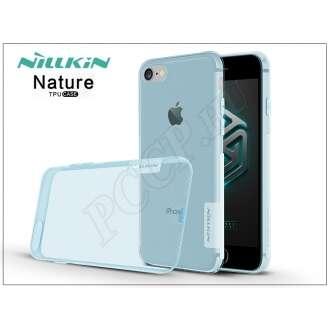 Apple Iphone 8 kék szilikon hátlap