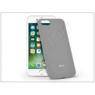 Apple Iphone 8 szürke szilikon hátlap