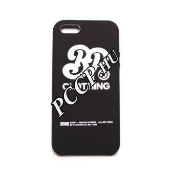 Apple Iphone SE fekete design hátlap