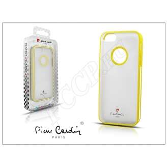 Apple Iphone SE sárga hátlap