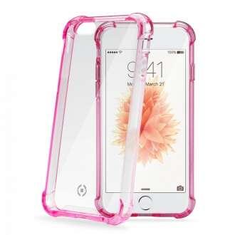 Apple iPhone SE pink színes keretű hátlap