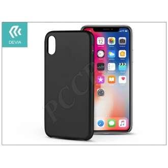 Apple Iphone X fekete hátlap
