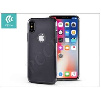 Apple Iphone X fekete hátlap