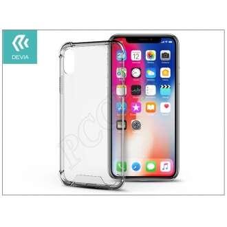 Apple Iphone X átlátszó hátlap