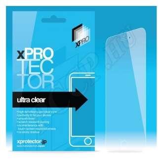 Apple iPhone X kijelzővédő fólia - Xprotector