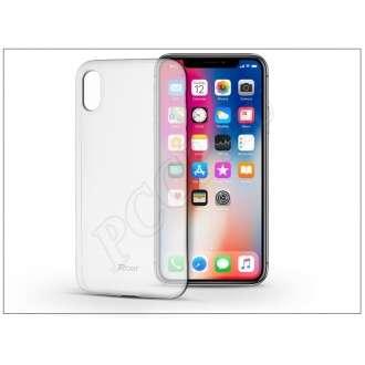 Apple Iphone X átlátszó szilikon hátlap