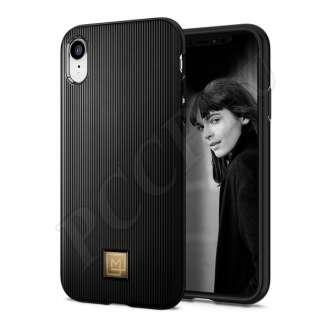 Apple iPhone XR arany fekete hátlap