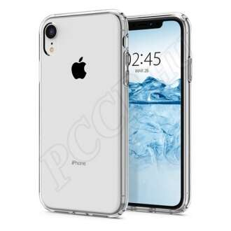 Apple iPhone XR átlátszó hátlap