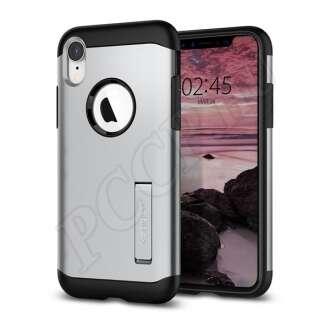 Apple iPhone XR ezüst hátlap