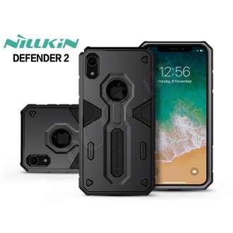 Apple Iphone XR fekete ütésálló védőtok