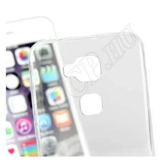 Apple iPhone Xs átlátszó szilikon hátlap