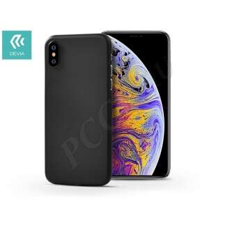 Apple Iphone XS fekete hátlap