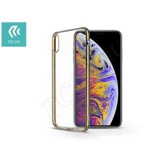 Apple Iphone Xs Max arany hátlap
