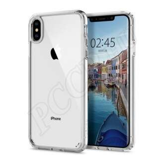 Apple iPhone Xs Max átlátszó hátlap