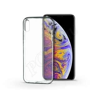 Apple Iphone Xs Max átlátszó szilikon hátlap