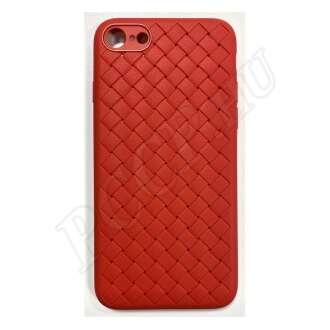 Apple iPhone Xs Max piros szilikon hátlap