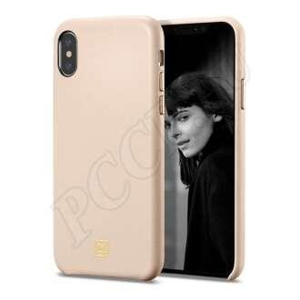 Apple iPhone XS pink hátlap