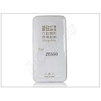Asus Zenfone 2 Laser Ze550Kl átlátszó szilikon hátlap