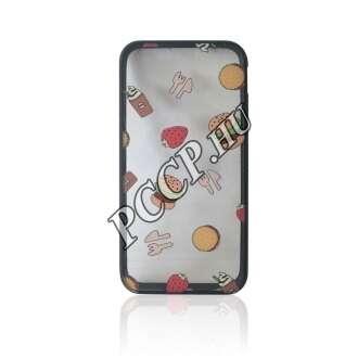Apple iPhone 6 'burger Overload' műanyag hátlap