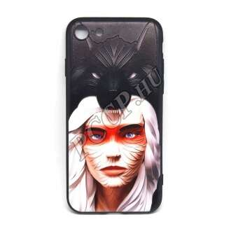 Apple Iphone 7 women design hátlap