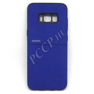 Apple Iphone X kék elegáns hátlap