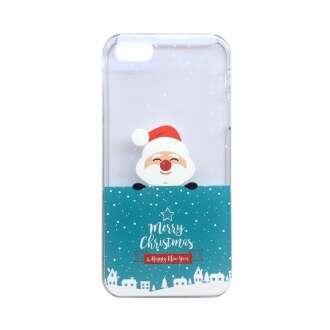 Apple Iphone 5 karácsonyi design hátlap