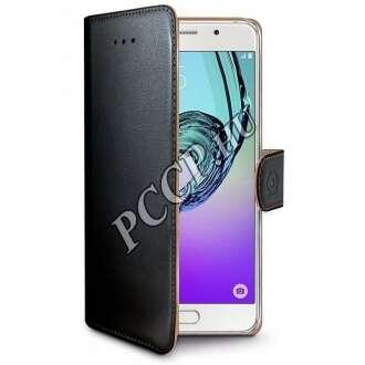 Samsung Galaxy A3 (2016) fekete book tok