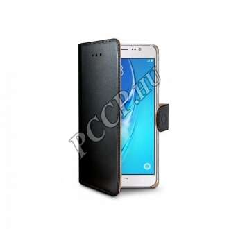 Samsung Galaxy J3 (2016) fekete book tok