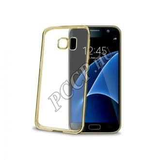 Samsung Galaxy S7 arany hátlap