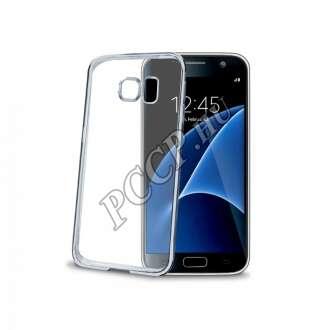 Samsung Galaxy S7 ezüst hátlap