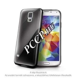 Samsung Galaxy S8 Plus fekete szilikon hátlap