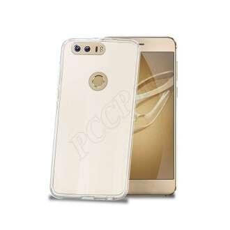 Huawei Honor 8 átlátszó szilikon hátlap