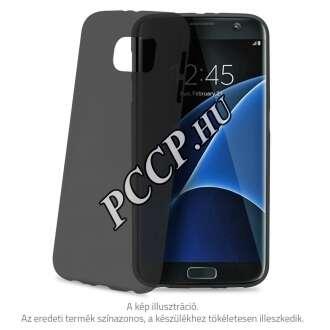 Huawei P10 Lite fekete ultravékony hátlap