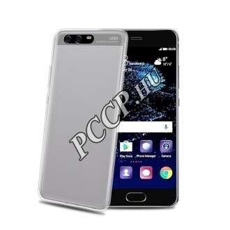 Huawei P10 Plus fehér szilikon hátlap