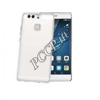 Huawei P9 átlátszó  szilikon hátlap