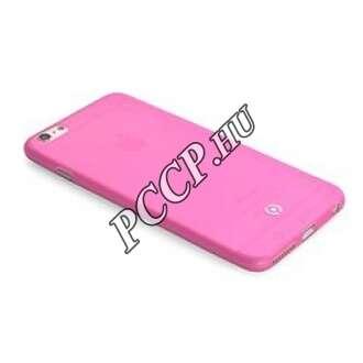 Apple Iphone 6 pink ultravékony hátlap