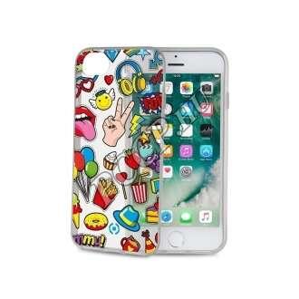 Apple Iphone 7 mintás hátlap