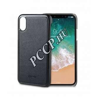 Apple Iphone 8 fekete mágneses hátlap