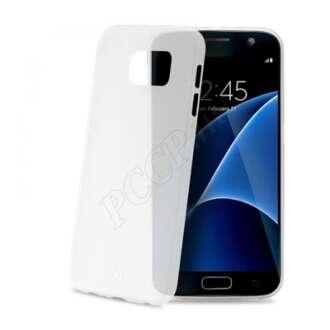 Samsung Galaxy S7 átlátszó ultravékony szilikon hátlap