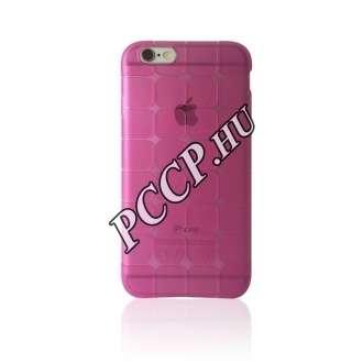 Apple iPhone 6 'cube Case - Pink' szilikon tok