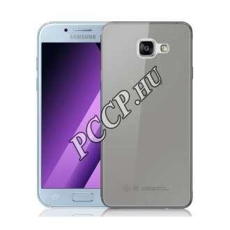 Samsung Galaxy A5 (2017) fekete ultravékony szilikon hátlap