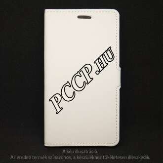 Samsung Galaxy S8 Plus fehér oldalra nyíló tok