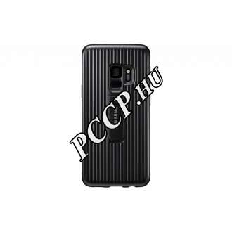 Samsung Galaxy S9 fekete cover tok