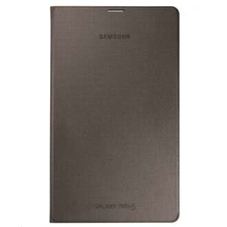 Samsung Galaxy Tab S 8.4 bronz titánium simple cover tok