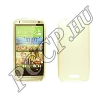 HTC Desire 626 átlátszó vékony szilikon hátlap