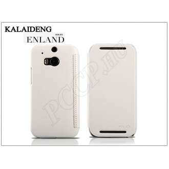 HTC One M8 fehér flip tok