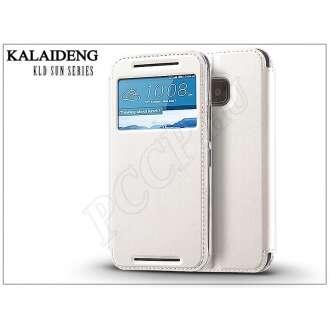 HTC One M9 fehér flip tok